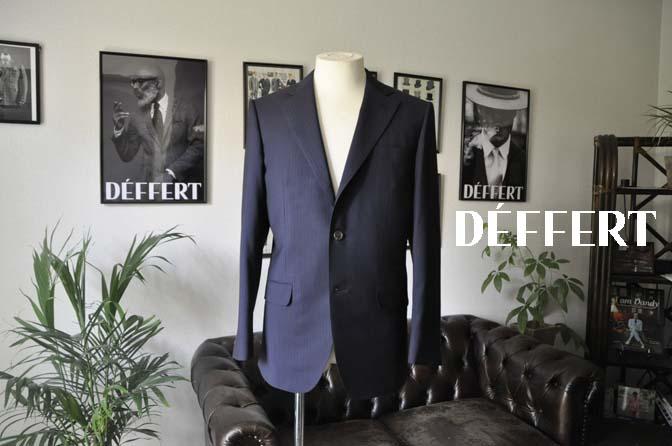 1e955ad7f81e21fdb978547620b80c01 お客様のスーツの紹介-Biellesi ネイビーストライプ-