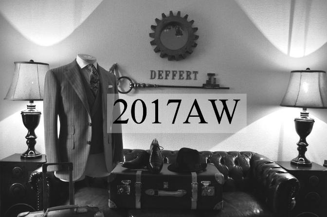 2017AW_bana Cloth~取扱い生地~