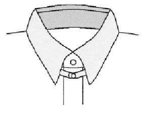216122df136942c10c58dbf1651bd3a2 Yシャツの代表的な衿型