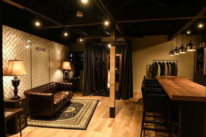 2b0aa2c60781c4853ed2cdbedc13fd5b 12月13日に那古野サロンオープンいたしました。 名古屋の完全予約制オーダースーツ専門店DEFFERT