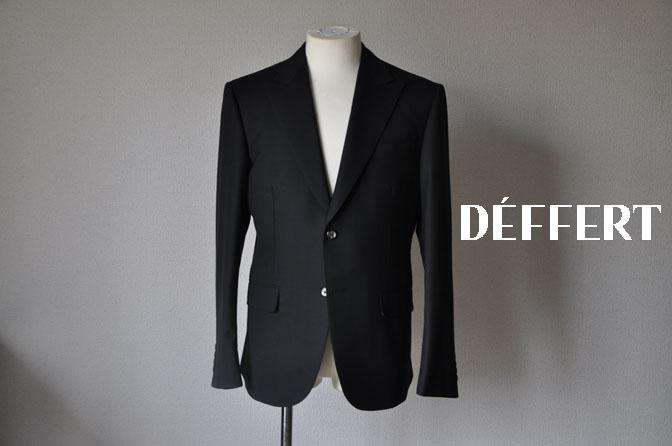 467ea1c1c5addd1f0d195f7cee8e2096 お客様のスーツの紹介-ブラックヘリンボーン -