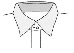 56c3c8aa0b951043f38a170cb0c1dca7 Yシャツの代表的な衿型