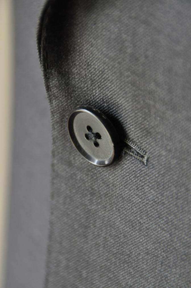 DSC0006 お客様のスーツの紹介- Ermenegild Zegna チャコールグレー-