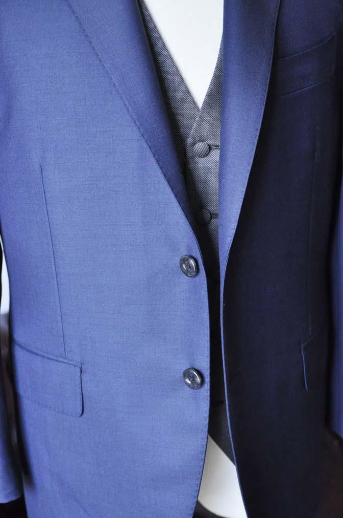 DSC0026-4 お客様のウエディング衣装の紹介- CANONICO無地ネイビースーツ グレーベスト-DSC0026-4 お客様のウエディング衣装の紹介- CANONICO無地ネイビースーツ グレーベスト- 名古屋市のオーダータキシードはSTAIRSへ
