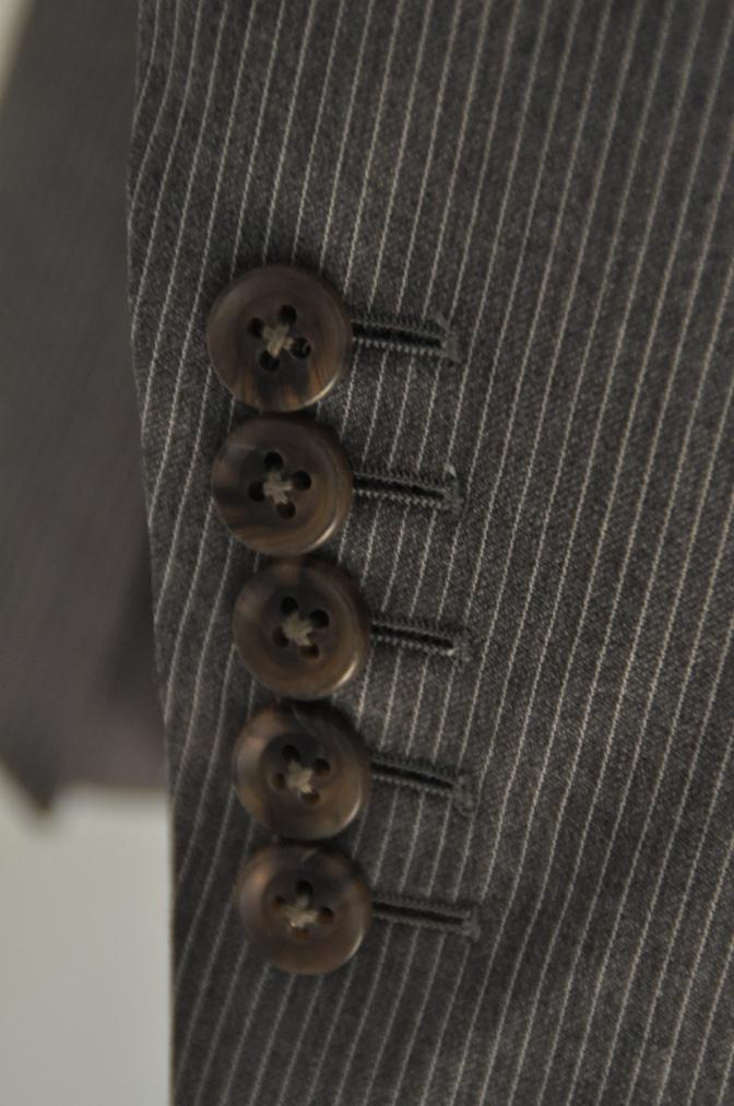 DSC00363 お客様のスーツの紹介-BIELLESI グレーストライプ-