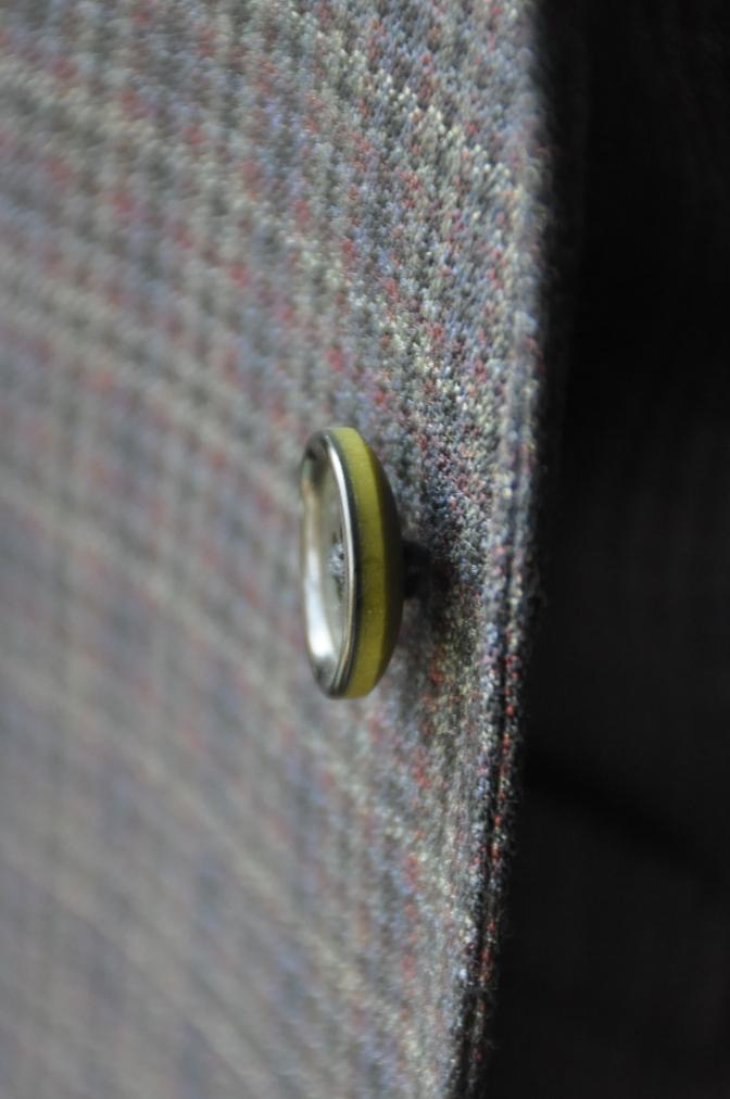 DSC00371 お客様のスーツの紹介-チェック柄ダブルジレスリーピース-