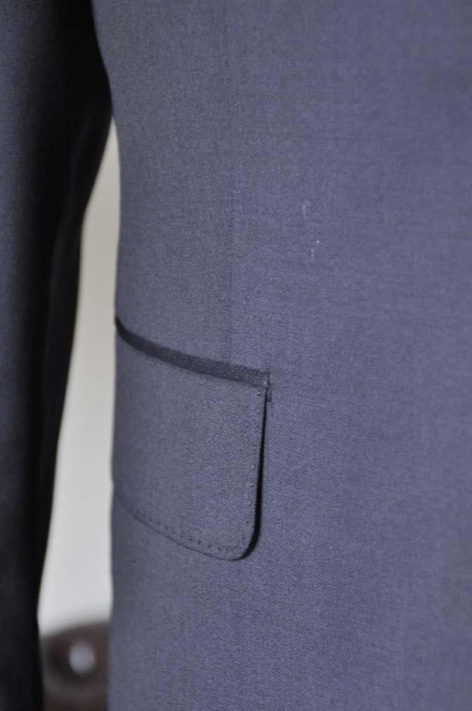 DSC0053-2 お客様のウエディング衣装の紹介-Biellesi ネイビースーツ ネイビーチェックベスト-