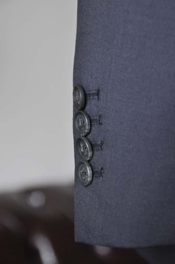 DSC0054-2 お客様のウエディング衣装の紹介-Biellesi ネイビースーツ ネイビーチェックベスト-