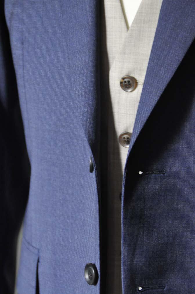 DSC0065-1 お客様のウエディング衣装の紹介-Biellesi ネイビースーツ ベージュベスト-DSC0065-1 お客様のウエディング衣装の紹介-Biellesi ネイビースーツ ベージュベスト- 名古屋市のオーダータキシードはSTAIRSへ