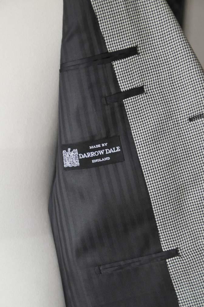 DSC00664 お客様のジャケットの紹介-千鳥格子シングルジャケット-