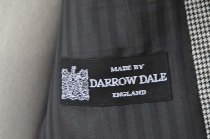 DSC00684 お客様のジャケットの紹介-千鳥格子シングルジャケット-