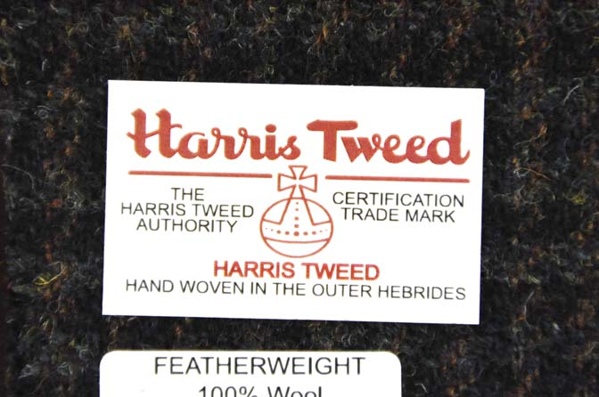 DSC0071-5 2018AW 生地バンチ入荷   「Harris Tweed」