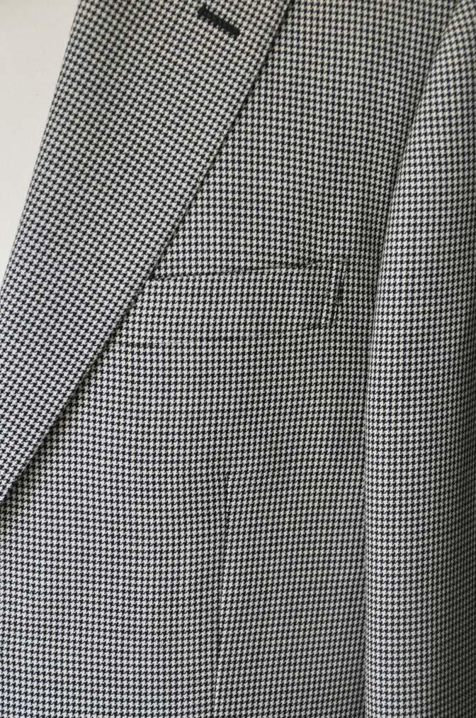 DSC00722 お客様のジャケットの紹介-千鳥格子シングルジャケット-