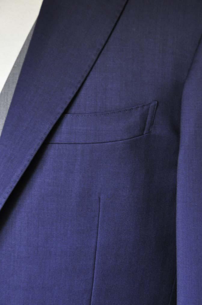 DSC0082-1 お客様のウエディング衣装の紹介-Biellesi ネイビースーツ ライトグレーベスト- 名古屋の完全予約制オーダースーツ専門店DEFFERT