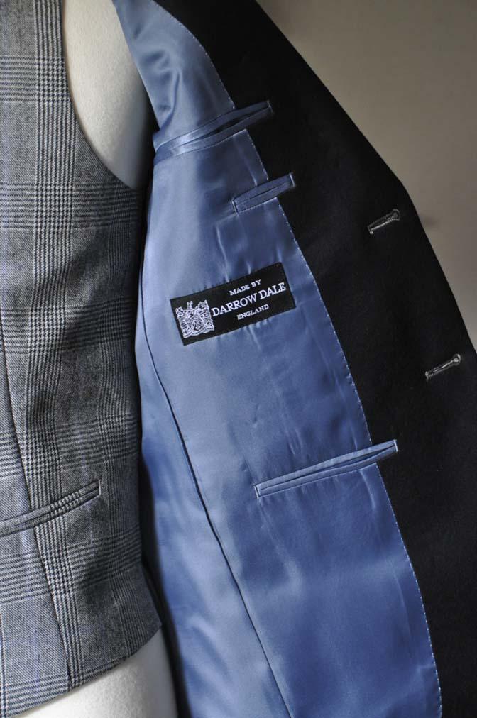DSC0082-3 お客様のウエディング衣装の紹介- DARROW DALEグレンチェックフランネルタキシード風衣装-DSC0082-3 お客様のウエディング衣装の紹介- DARROW DALEグレンチェックフランネルタキシード風衣装- 名古屋市のオーダータキシードはSTAIRSへ