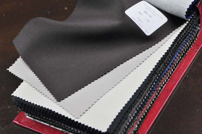 DSC0086-3 2018AW 生地バンチ入荷   「Plain&Cotton Collection」