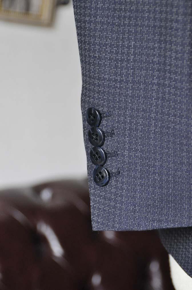DSC0110-2 お客様のスーツの紹介-Biellesiネイビーグレースーツ-