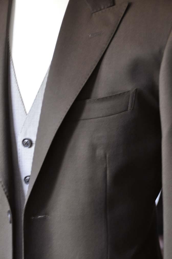 DSC0116-2 お客様のウエディング衣装の紹介- Biellesiブラウンスーツ ライトブラウン千鳥格子ベスト-DSC0116-2 お客様のウエディング衣装の紹介- Biellesiブラウンスーツ ライトブラウン千鳥格子ベスト- 名古屋市のオーダータキシードはSTAIRSへ