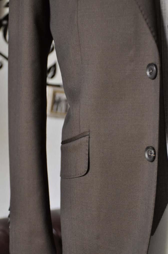 DSC0118-1 お客様のウエディング衣装の紹介- Biellesiブラウンスーツ ライトブラウン千鳥格子ベスト-DSC0118-1 お客様のウエディング衣装の紹介- Biellesiブラウンスーツ ライトブラウン千鳥格子ベスト- 名古屋市のオーダータキシードはSTAIRSへ