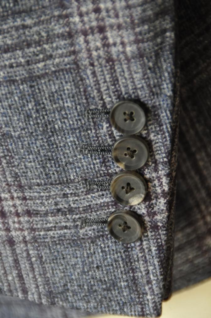 DSC0137 お客様のジャケット・ベストの紹介-TALLIA DI DELFINOチェックフランネル-