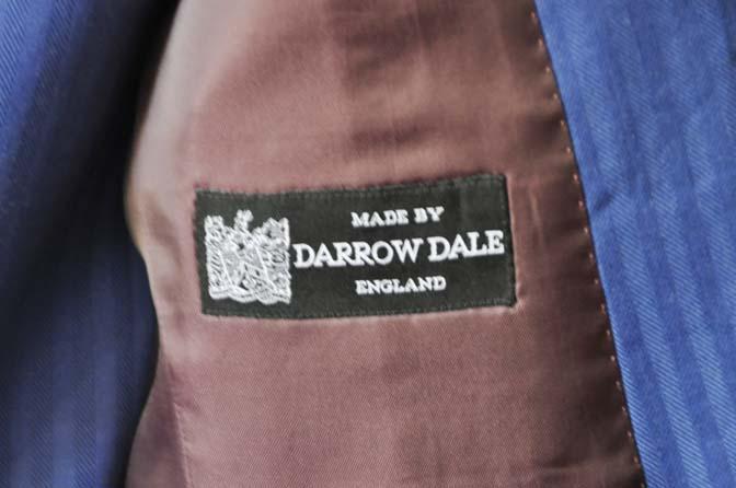 DSC0159-1 お客様のウエディング衣装の紹介- DARROW DALE ブルーヘリンボーンスリーピース-DSC0159-1 お客様のウエディング衣装の紹介- DARROW DALE ブルーヘリンボーンスリーピース- 名古屋市のオーダータキシードはSTAIRSへ