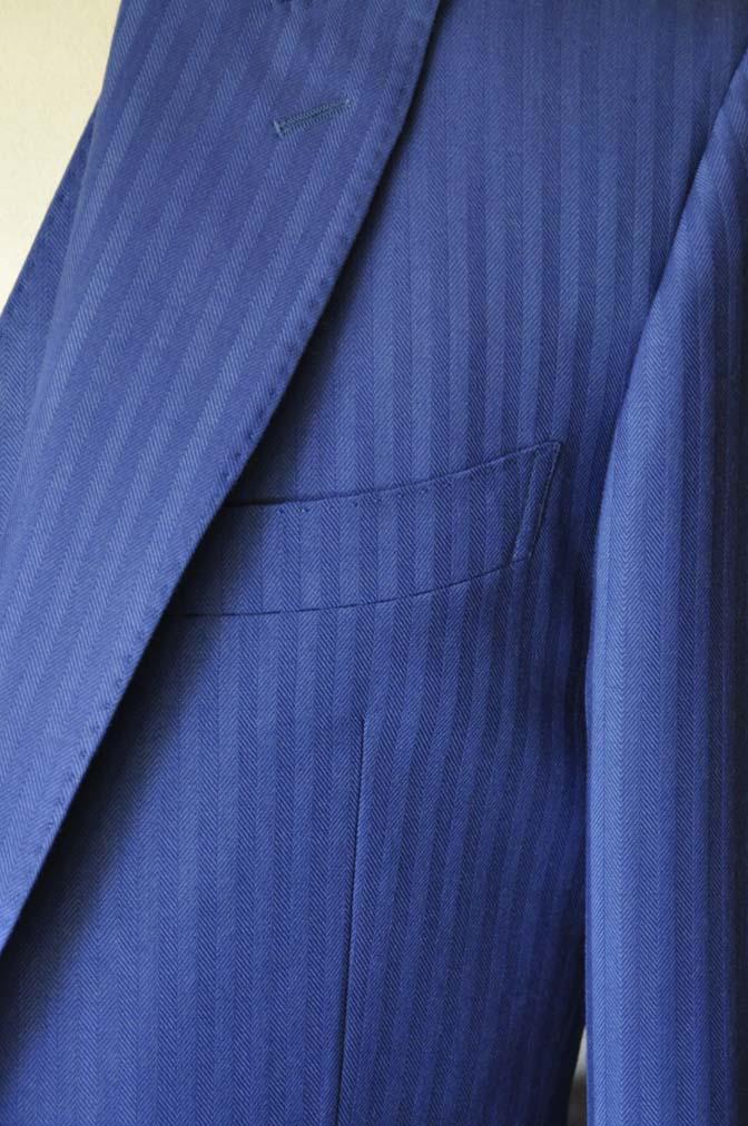 DSC0163-1 お客様のウエディング衣装の紹介- DARROW DALE ブルーヘリンボーンスリーピース-DSC0163-1 お客様のウエディング衣装の紹介- DARROW DALE ブルーヘリンボーンスリーピース- 名古屋市のオーダータキシードはSTAIRSへ