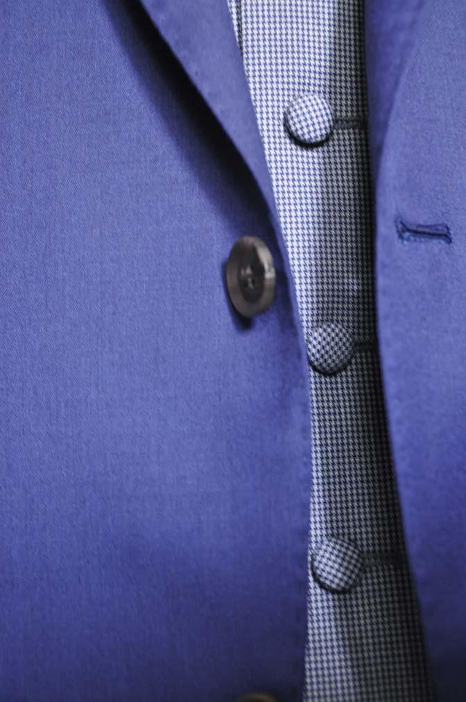 DSC0164-2 お客様のウエディング衣装の紹介-Biellesi ネイビースーツ グレー千鳥格子ベスト-