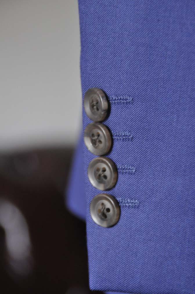 DSC0166-2 お客様のウエディング衣装の紹介-Biellesi ネイビースーツ グレー千鳥格子ベスト-