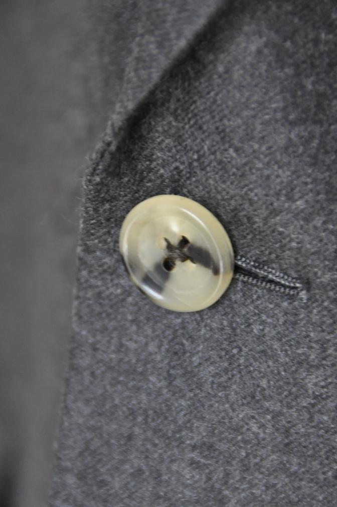 DSC0166 お客様のジャケットの紹介-DARROW DALE 無地グレーフランネル-