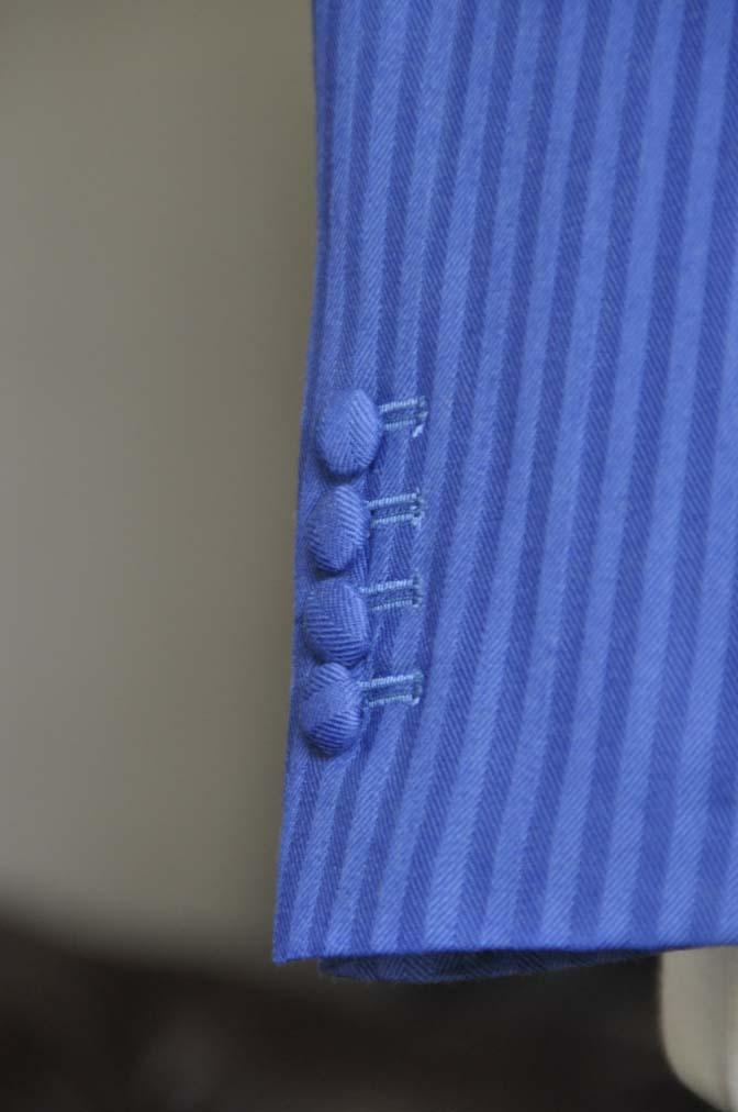 DSC0168-1 お客様のウエディング衣装の紹介- DARROW DALE ブルーヘリンボーンスリーピース-DSC0168-1 お客様のウエディング衣装の紹介- DARROW DALE ブルーヘリンボーンスリーピース- 名古屋市のオーダータキシードはSTAIRSへ
