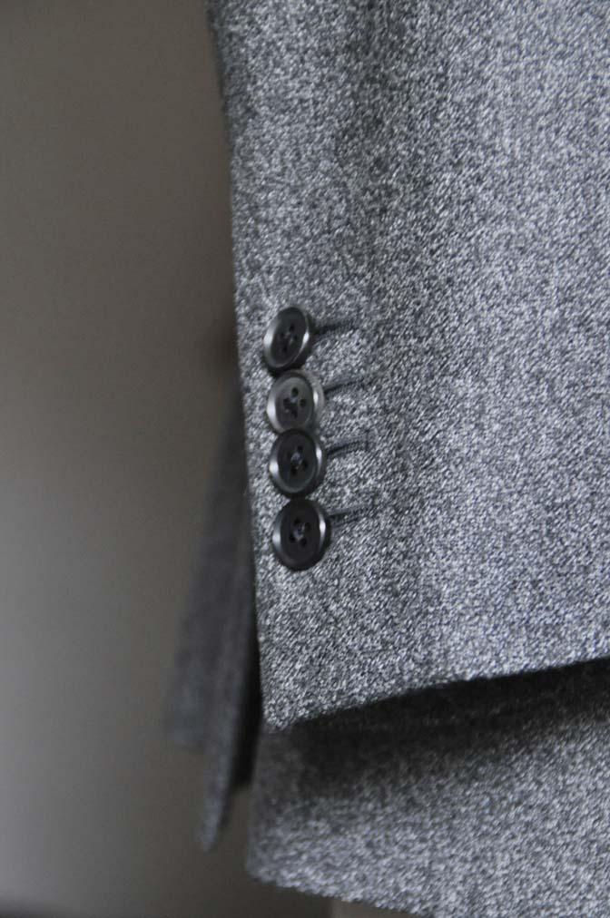 DSC0173-2 お客様のジャケットの紹介- Loro Piana Dream Tweed グレージャケット-