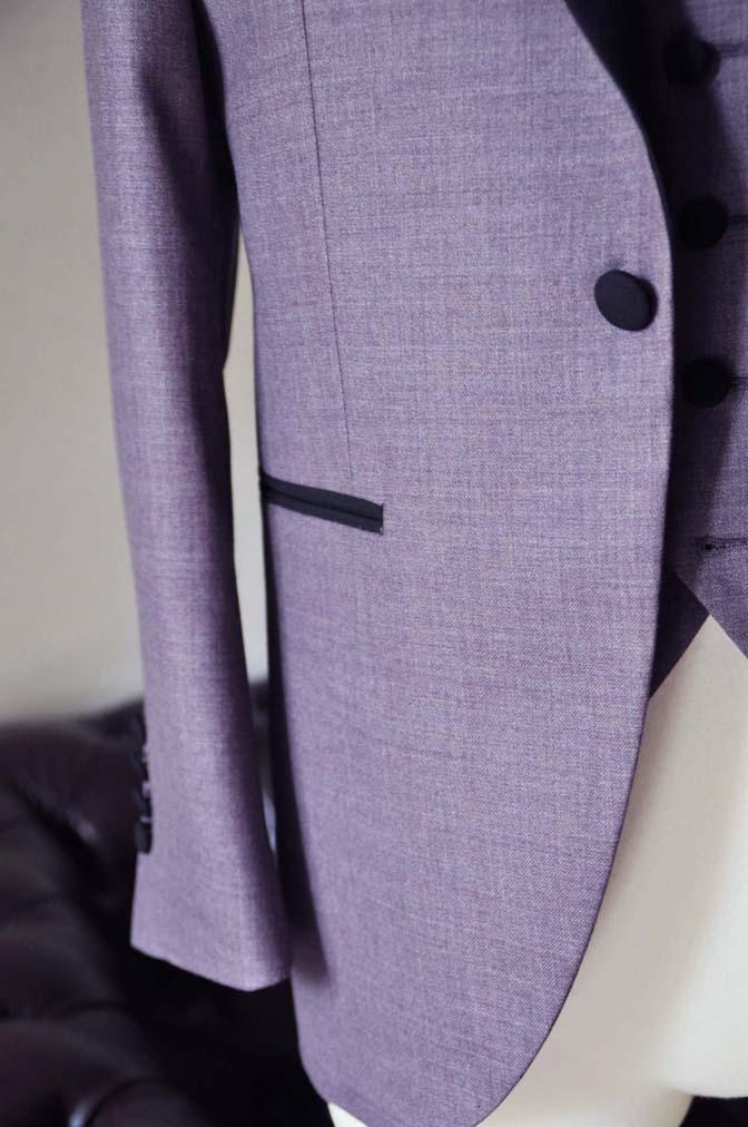 DSC0212-3 お客様のウエディング衣装の紹介- 御幸毛織 無地パープルタキシード-DSC0212-3 お客様のウエディング衣装の紹介- 御幸毛織 無地パープルタキシード- 名古屋市のオーダータキシードはSTAIRSへ