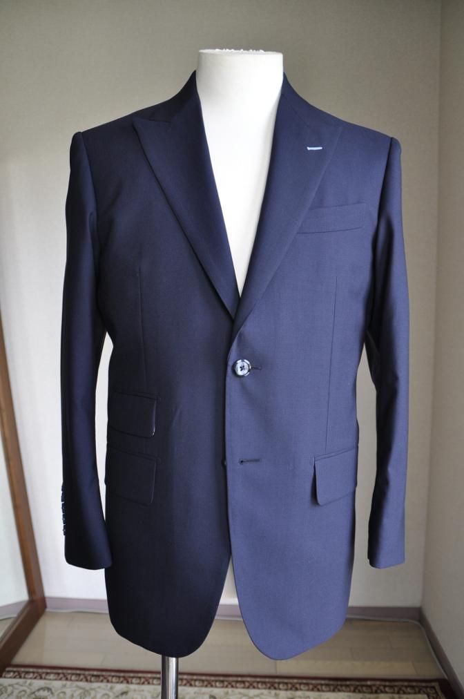 DSC0233 オーダースーツ-ネイビースーツ-