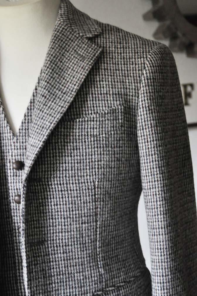 DSC0258-2 ジャケット、ベストの紹介- Harris Tweed- 名古屋の完全予約制オーダースーツ専門店DEFFERT