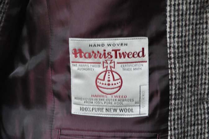 DSC0264-2 ジャケット、ベストの紹介- Harris Tweed- 名古屋の完全予約制オーダースーツ専門店DEFFERT