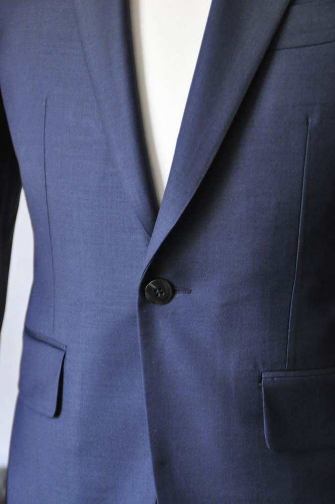 DSC0304-1 お客様のパーティー用衣装の紹介- CANONICO ネイビーショールカラースーツ-DSC0304-1 お客様のパーティー用衣装の紹介- CANONICO ネイビーショールカラースーツ- 名古屋市のオーダータキシードはSTAIRSへ