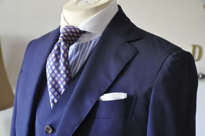 DSC0306-2 お客様のスーツの紹介 名古屋の完全予約制オーダースーツ専門店DEFFERT