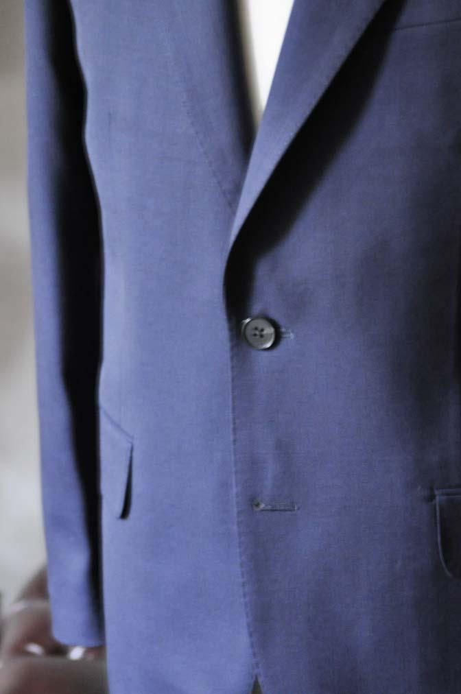DSC0314-2 お客様のスーツの紹介- DARROW DALE ネイビースーツ-