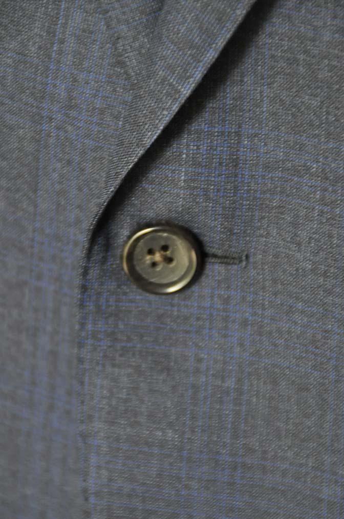 DSC03152 お客様のスーツの紹介-LoroPiana ネイビーチェックスーツ -