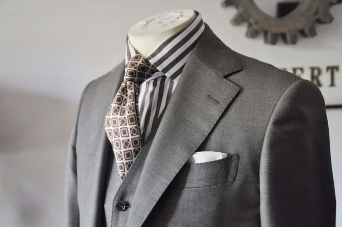 DSC0322-2 お客様のスーツの紹介 名古屋の完全予約制オーダースーツ専門店DEFFERT