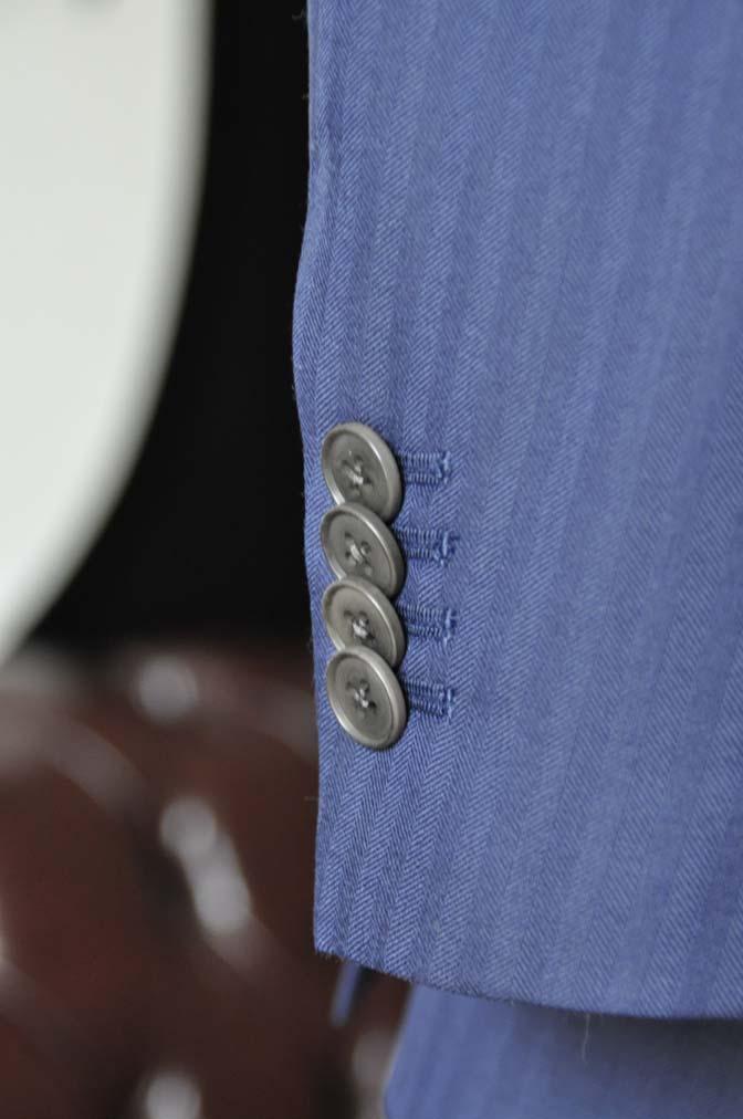 DSC0362-4 お客様のスーツの紹介-CANONICOネイビーダブルジレスリーピース-