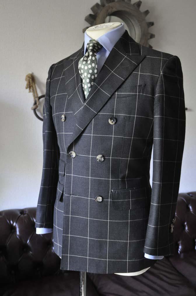 DSC0364-3 お客様のスーツの紹介 名古屋の完全予約制オーダースーツ専門店DEFFERT