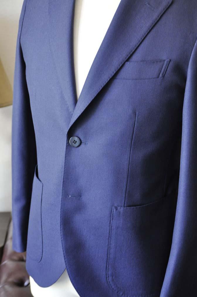 DSC0368-5 お客様のジャケットの紹介-CANONICO ネイビージャケット-