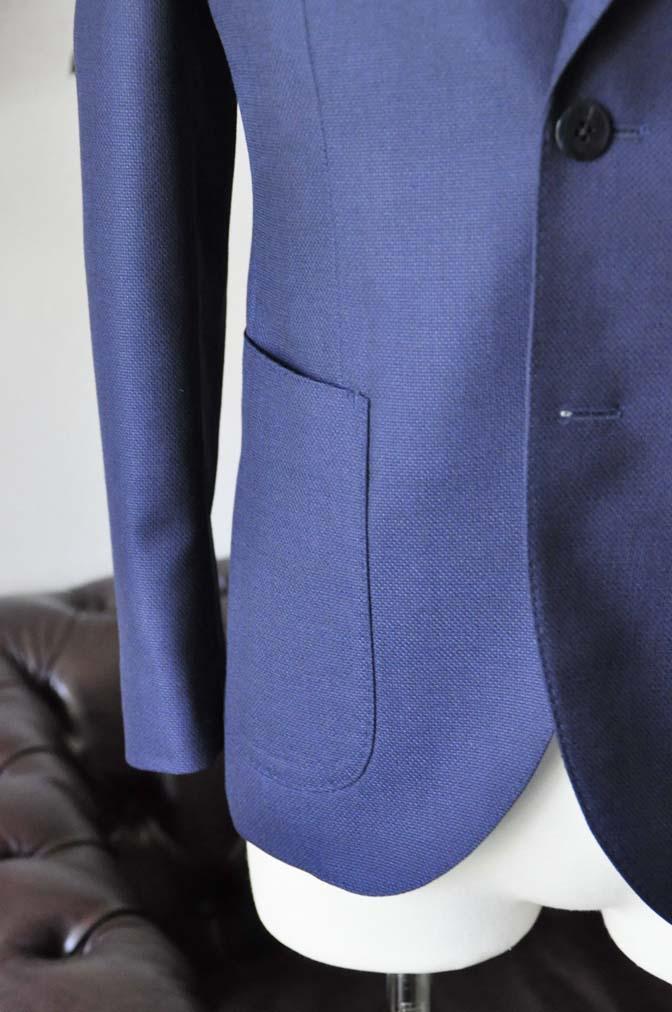 DSC0369-5 お客様のジャケットの紹介-CANONICO ネイビージャケット-