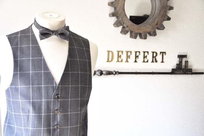DSC0377-1 お客様のウエディング衣装の紹介-Biellesi ネイビースーツ グレーチェックベスト-DSC0377-1 お客様のウエディング衣装の紹介-Biellesi ネイビースーツ グレーチェックベスト- 名古屋市のオーダータキシードはSTAIRSへ