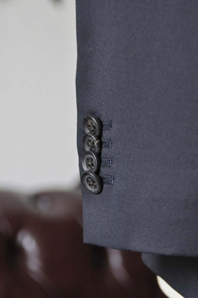 DSC0405-6 お客様のスーツの紹介-Biellesiネイビースーツ- 名古屋の完全予約制オーダースーツ専門店DEFFERT