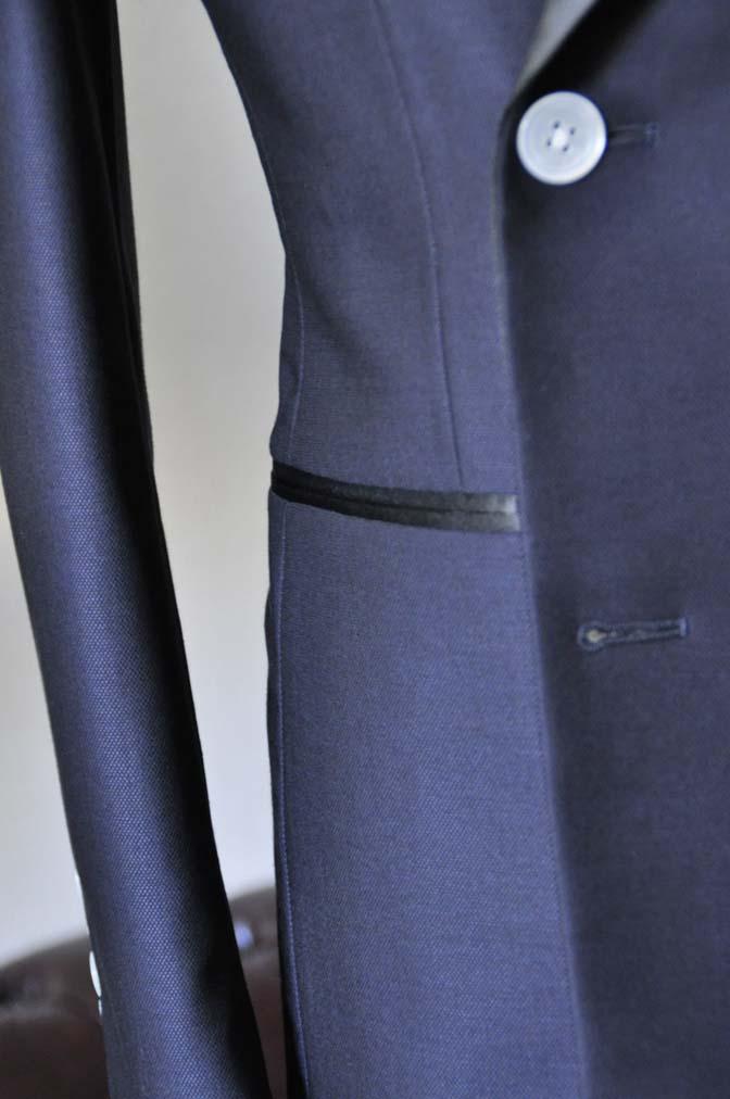 DSC0435-3 お客様のウエディング衣装の紹介- Biellesiネイビーダブルタキシード-DSC0435-3 お客様のウエディング衣装の紹介- Biellesiネイビーダブルタキシード- 名古屋市のオーダータキシードはSTAIRSへ