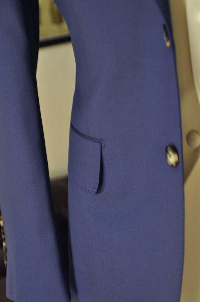 DSC0452-1 お客様のウエディング衣装の紹介- Biellesi ネイビースーツ ホワイトベスト-