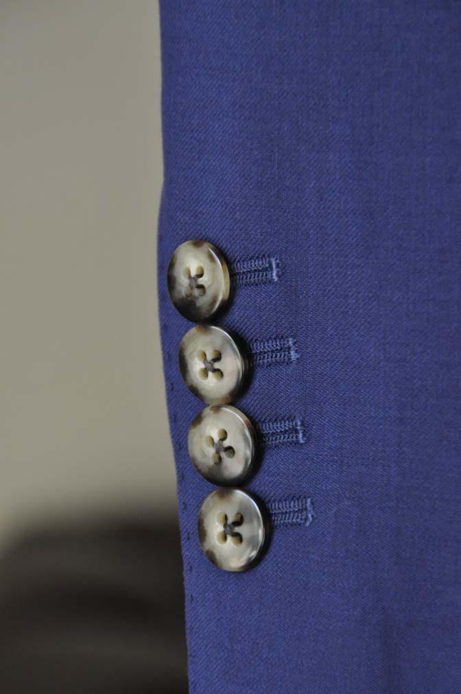 DSC0453 お客様のウエディング衣装の紹介- Biellesi ネイビースーツ ホワイトベスト-