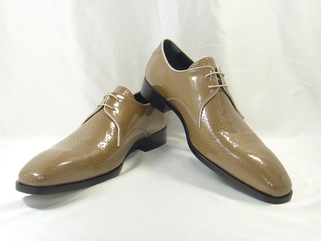 DSC04841 オーダースーツ-靴に合うスーツがテーマ-